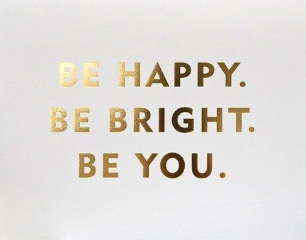 quotes about happiness : be happy!  hall of quotes