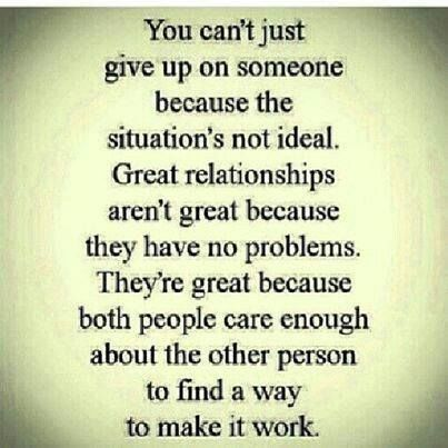 Second Chance Quotes : Never give up on someone! We are meant to