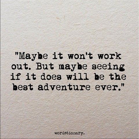 Quotes About Taking Chances Do You Want To Be Scared And Climb