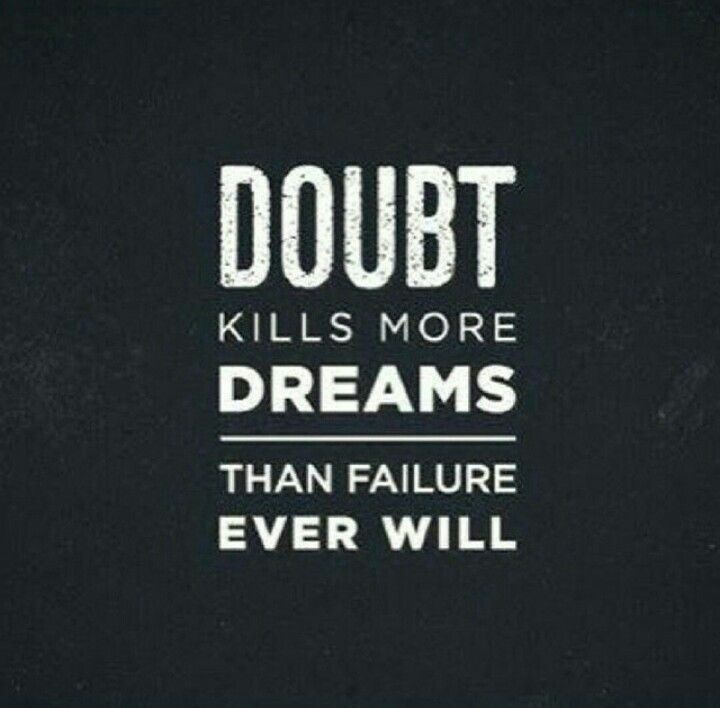Positive Quotes Doubt Hall Of Quotes Your Daily Source Of