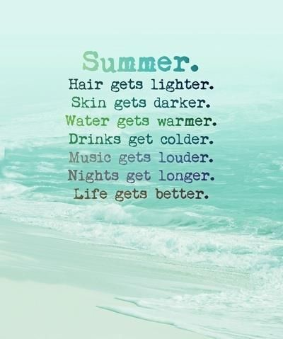 Positive Quotes Summer Hall Of Quotes Your Daily Source