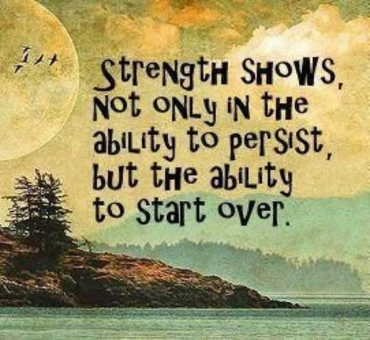 Quotes About Taking Chances Strength Shows Not Only In The