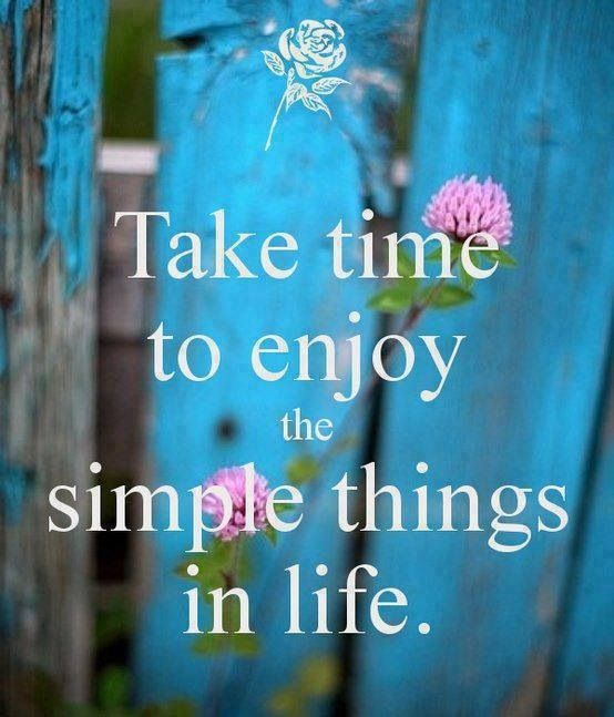 Positive Quotes Simple Things Hall Of Quotes Your