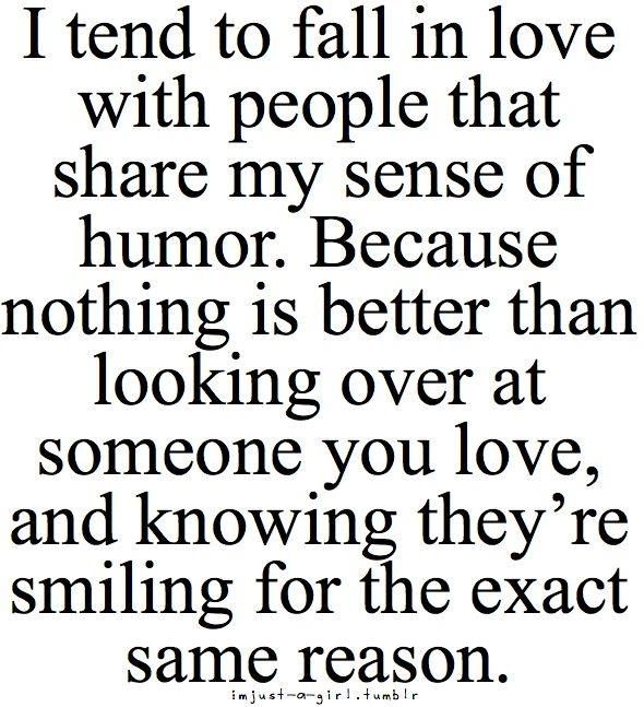 Quotes About Love I Tend To Fall In Love With People That Share My