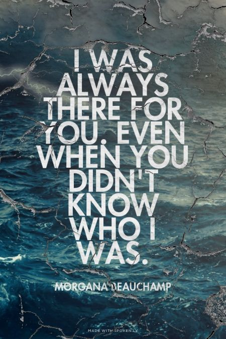 Quotes About Love I Was Always There For You Even When You Didnt