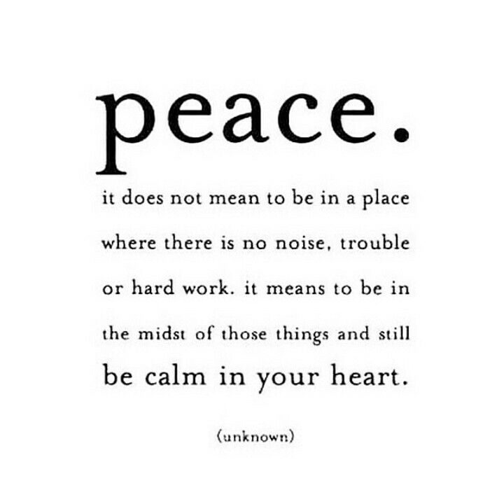 Quotes Of The Day U2013 Description. Peace
