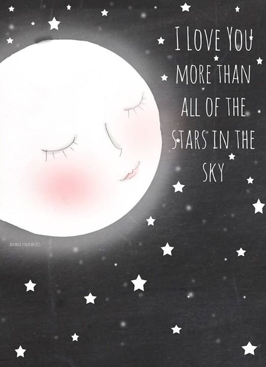 Quotes About Love I Love You More Than All Of The Stars Up In The