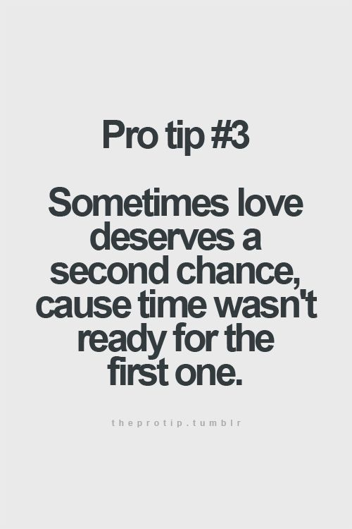Second Chance Quotes Theprotip Pro Tips Here Hall Of Quotes