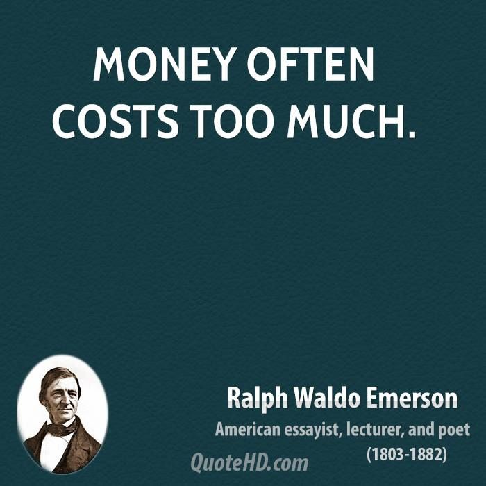 Best Quotes About Success Ralph Waldo Emerson Quote Hall Of