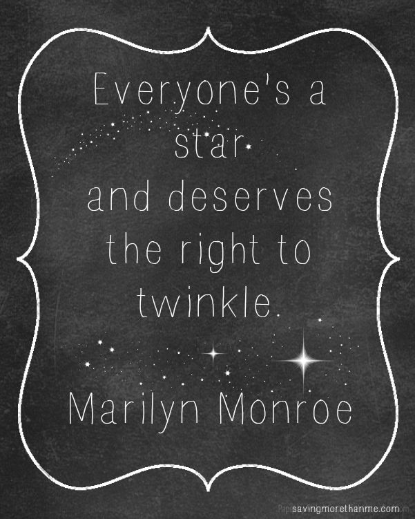 Inspiring Quotes About Life Marilyn Monroe Quotes Free Printable