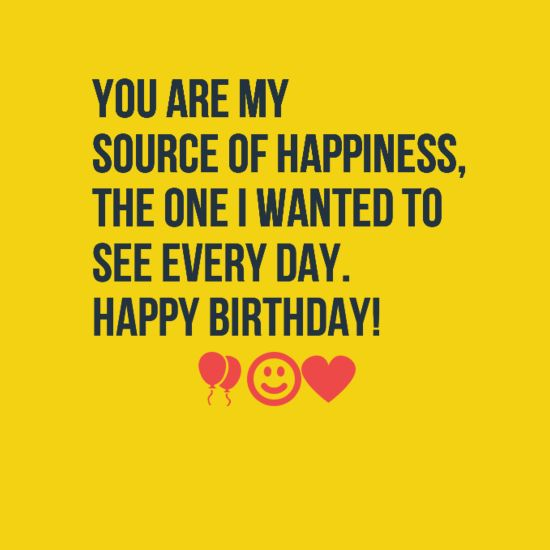 Love Quotes : Happy Birthday I Love You Wishes