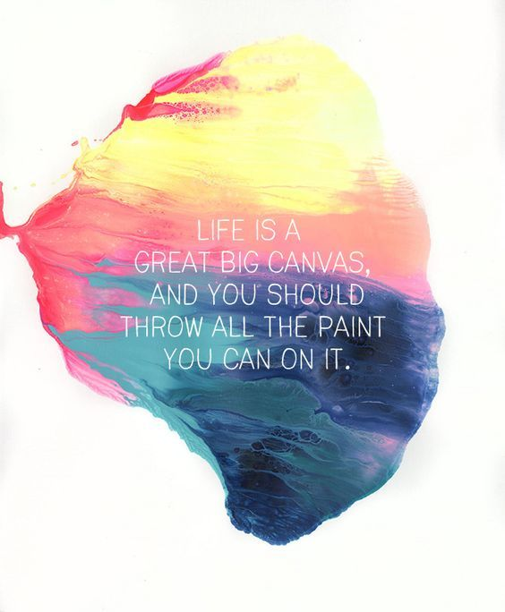 Quotes On Colorful Life: Inspirational And Motivational Quotes : 20 Colorful And