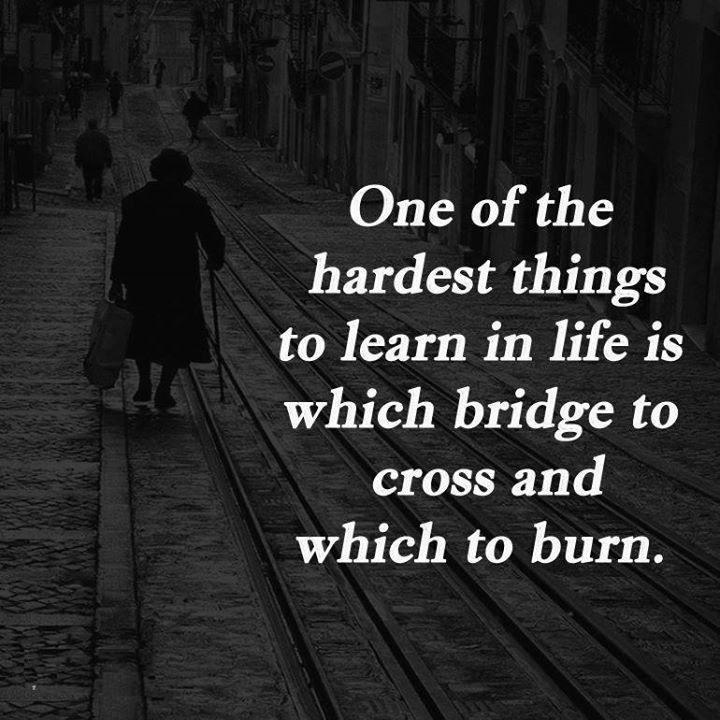Positive Quotes One Of The Hardest Things To Learn In Life Is