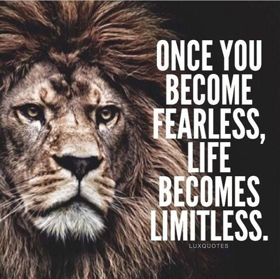 Image result for fearless quotes