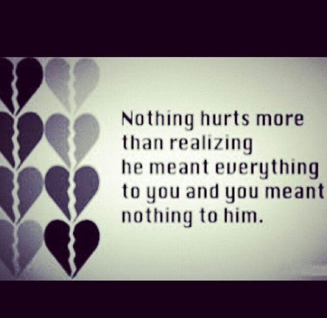 Breaking Up and Moving On Quotes : Heart Broken Sad ...