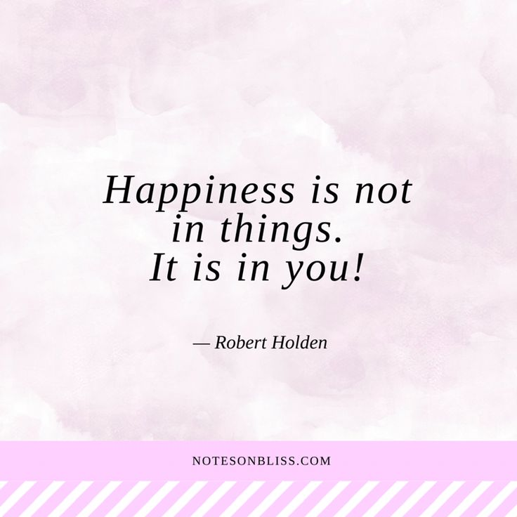 Best Quotes About Life And Happiness Glamorous Quotes About Happiness  Happiness Is Not In Thingsit Is