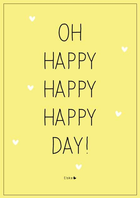 Happy Day Quotes Beauteous Happy Quotes  Happy Day Hall Of Quotes  Your Daily Source