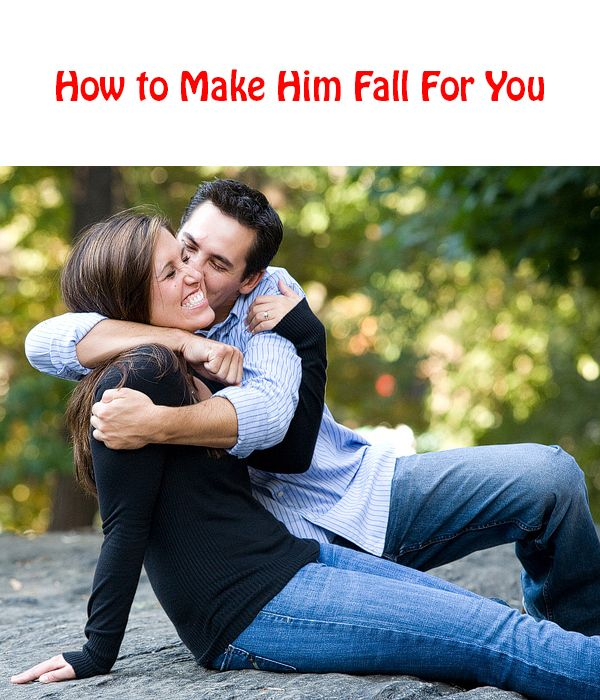 how to make a hookup fall for you What makes a man fall in love there is a psychology to love that not many women know about, because they have been taught the wrong things about how to attract.