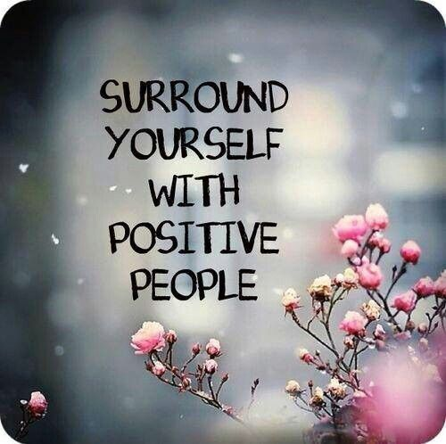 Motivation Quotes Surround Yourself With Positive People