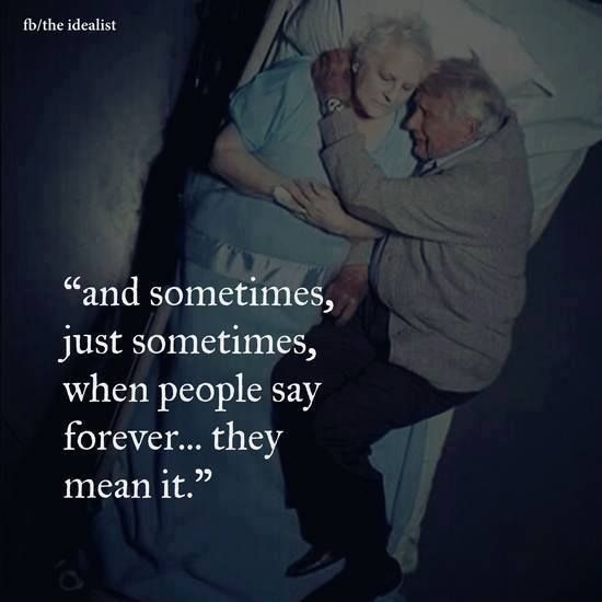 Positive Quotes : And Sometimes Just Sometimes When People