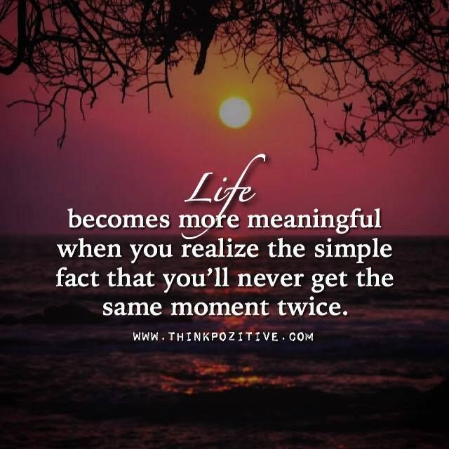 Positive Quotes Life Becomes More Meaningful Hall Of Quotes Gorgeous Meaningful Life Quotes