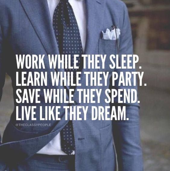 Daily Motivational Quotes For Work Endearing Positive Quotes  Work While They Sleep Hall Of Quotes