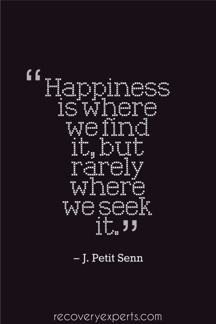 Quotes About Happiness: Quotes About Happiness : Inspirational Quote: Happiness Is