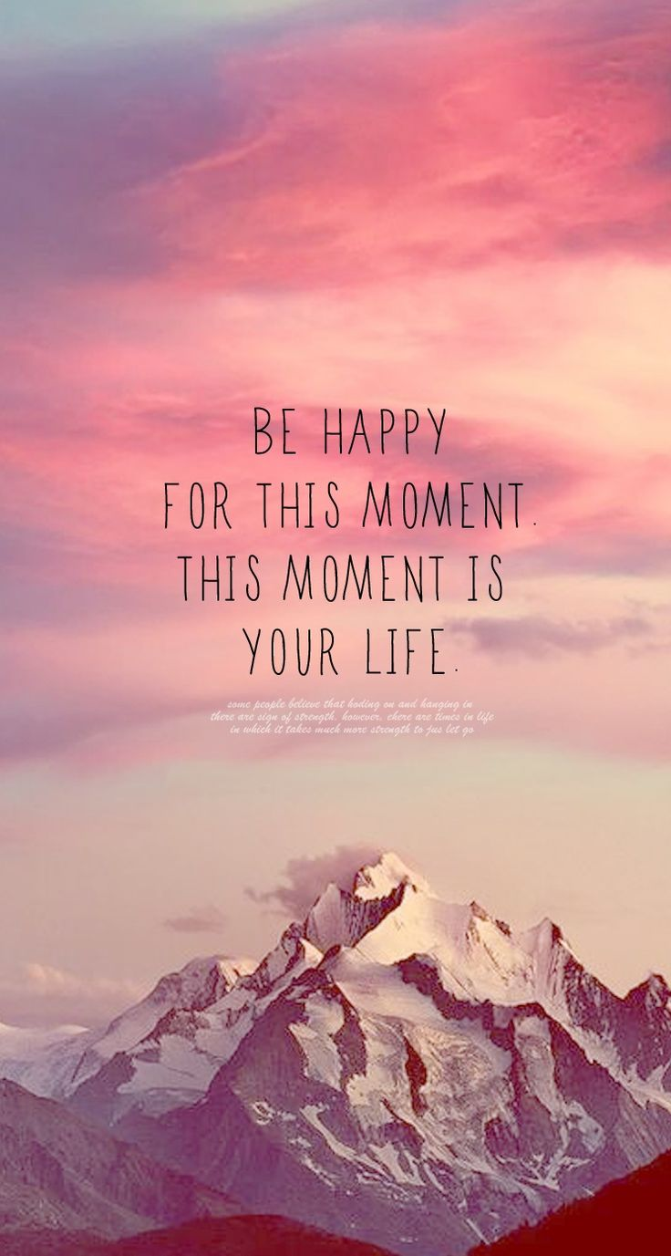 This Is Your Life Quote Quotes About Happiness  This Moment Is Your Life  Hall Of Quotes