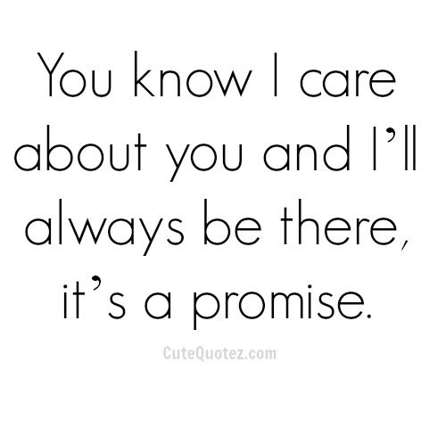 Quotes About Love You Know I Care Hall Of Quotes Your
