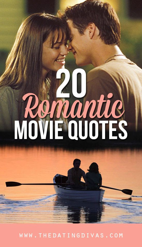 Romantic Movie Quotes About Love Favorite Slay On Films And