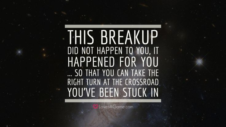 Breaking Up And Moving On Quotes : Stop Thinking Of Your
