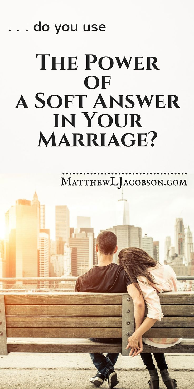 Christian Marriage Quotes Quotes About Love  Do You Use The Power Of A Soft Answer In Your