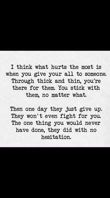 Breaking Up And Moving On Quotes This Is Very True My Wife