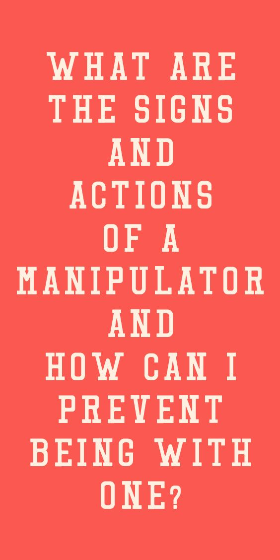 Signs Quotes Amusing Love Quotes  What Are The Signs And Actions Of A Manipulator And