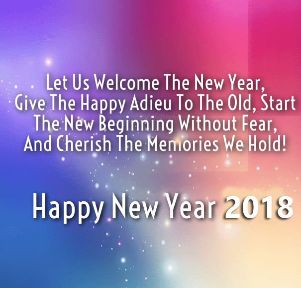 quotes of the day description welcome new year 2018