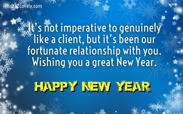Happy new year 2018 quotes new year wishes for business partner quotes of the day description new year wishes m4hsunfo