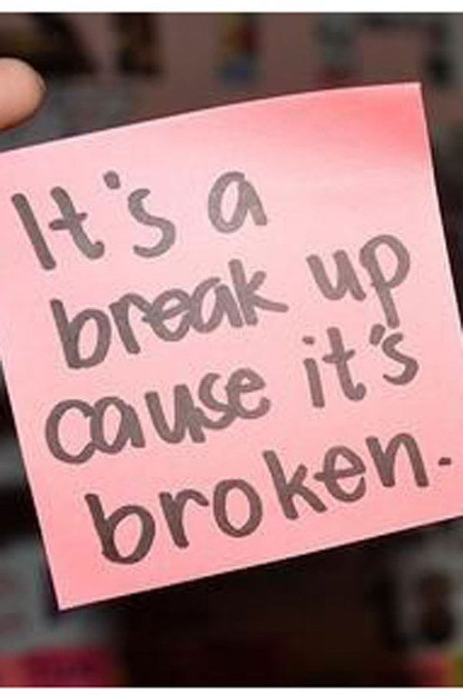Breaking Up and Moving On Quotes : Breaking up and Moving on ...