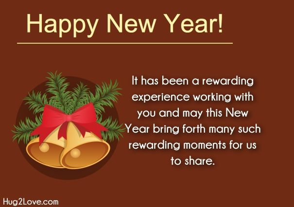 quotes of the day description business new year messages