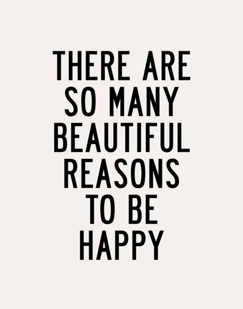 just be happy quotes
