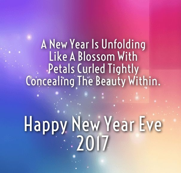 Happy New Years Eve Quote: Happy New Year 2018 Quotes : New Year 2017 Quotes Wishes