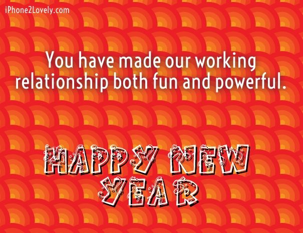 quotes of the day description new years wishes for business partners