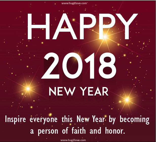 Positive New Year Quotes 2018: Happy New Year 2018 Quotes : 2018 Happy New Year