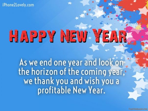 Happy new year 2018 quotes business new year greetings hall of happy new year 2018 quotes m4hsunfo