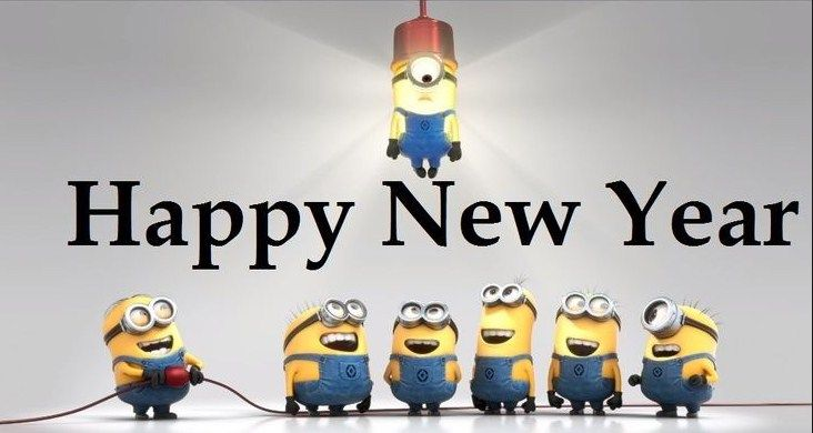 Happy New Year 2018 Quotes : funny happy new year wishes 2016 - Hall ...