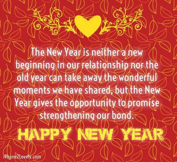 Happy New Year 2018 Quotes Happy New Year Eve Romantic Love