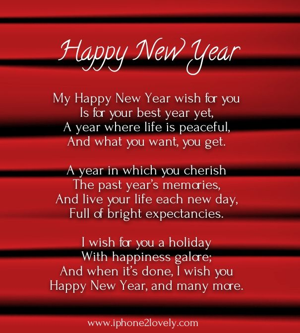 Cherish Your Life Quotes Interesting Happy New Year 2018 Quotes  Happy New Year Poems  Hall Of Quotes