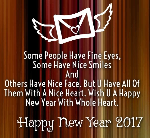 Happy New Year 2018 Quotes New Year 2017 Sms For Him Boyfriend