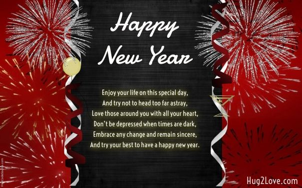 Happy new year 2018 quotes new year cards for son hall of quotes quotes of the day description new year cards m4hsunfo Images