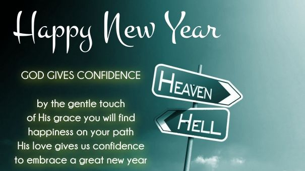 Happy New Year 2018 Quotes : New Year Christian Messages - Hall Of ...