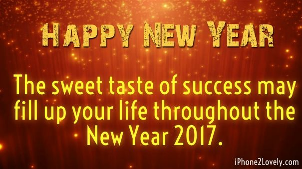 Happy New Year 2018 Quotes : Business New Year 2017 Wishes ...